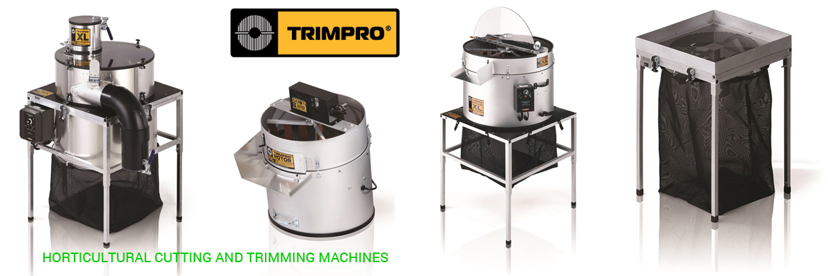 Trimpro Cutting and Trimming machines